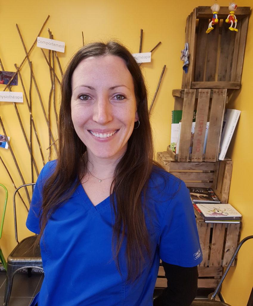 Docteur Vétérinaire Isabelle Calvet